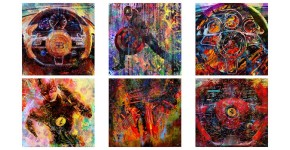Collector canvas prints : Limited edition from artist