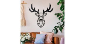 Animal metal art : Wall decoration of design animals