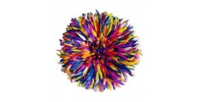 Multicolor Juju Hat