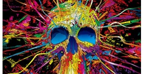 Tableau pop-art : Des tableaux en déco murale pop art ultra colorée