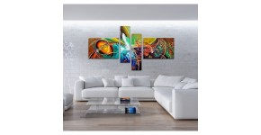 Canvas Accessory : Hang your wall decoration with easy system