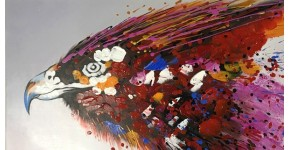 Toile Peinture Animaux