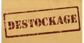 Destockage Toile Imprimée