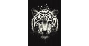 Poster Metal Animal