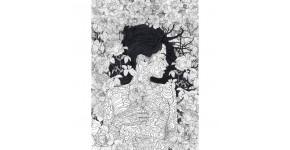 Poster metal noir et blanc : Affiche métalliques pour votre décoration murale