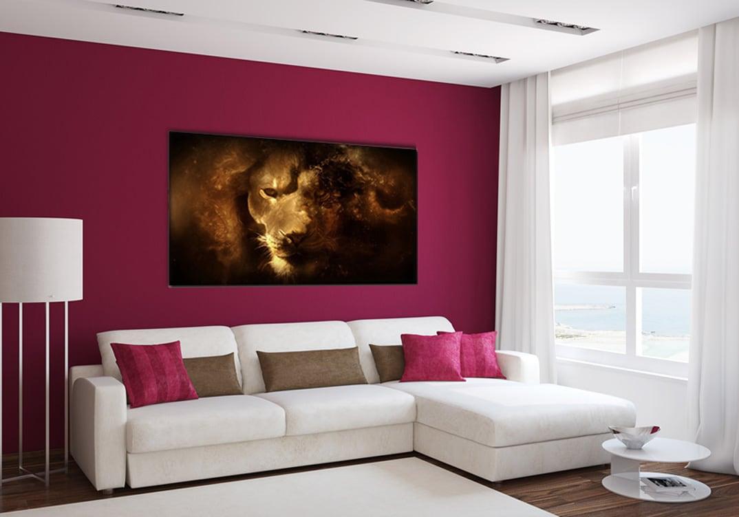 Mise en place du tableau dark lion