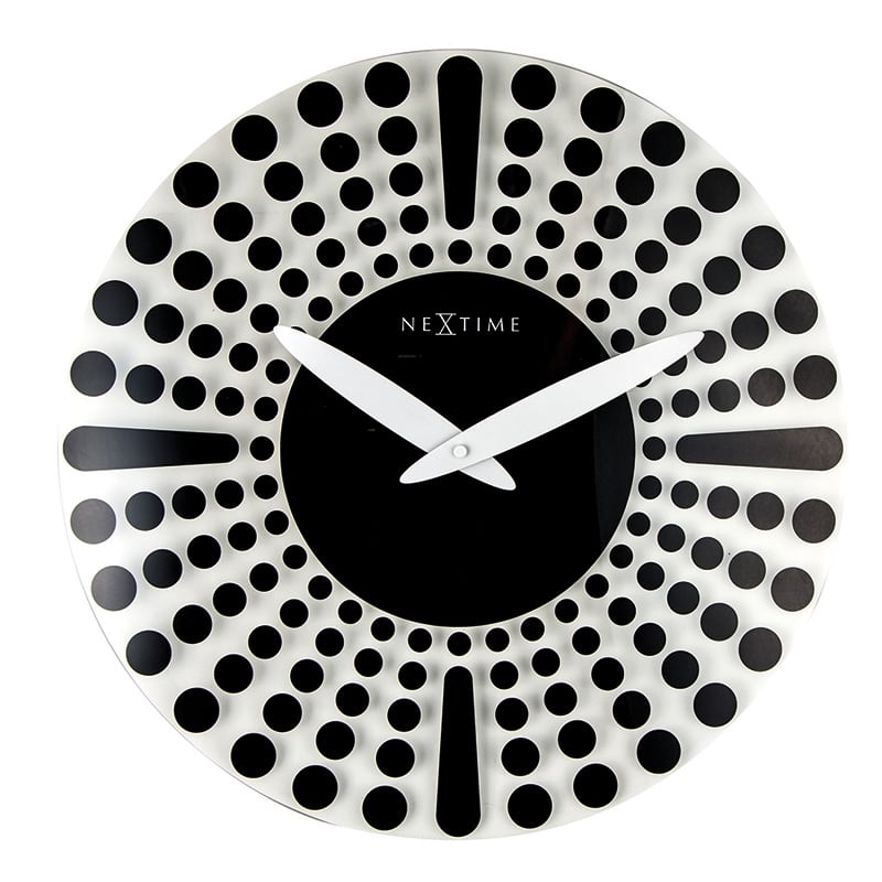 Modern wall clock for a contemporary kitchen