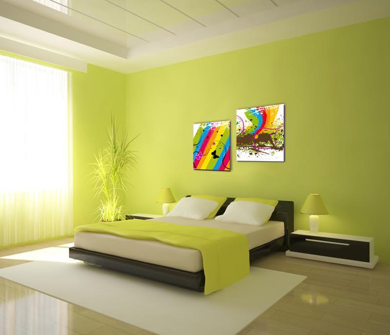 Tableau décoratif pour enfant en deux panneaux afin d'illuminer la chambre de vos petits bouts