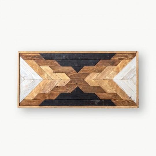 Decoration murale bois design Nosh pour un style boho et tribal