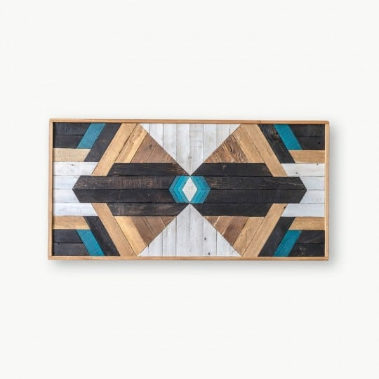 Trox wood wall decoration for an unique space in to your interior