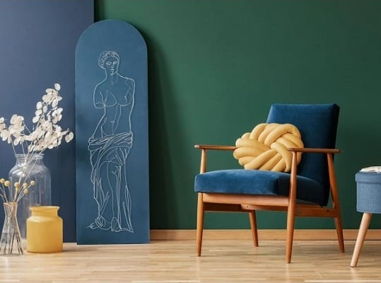 Venus of Milo design wall decoration for contemporary touch
