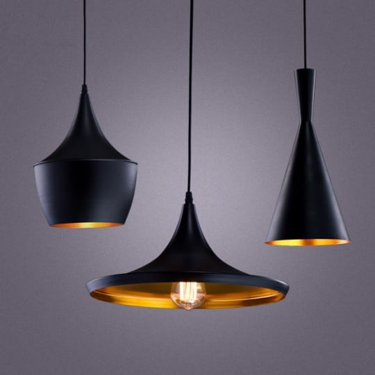 Design wall lamps with three different models