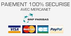 Paiement sécurisé Artwall and Co via BNP