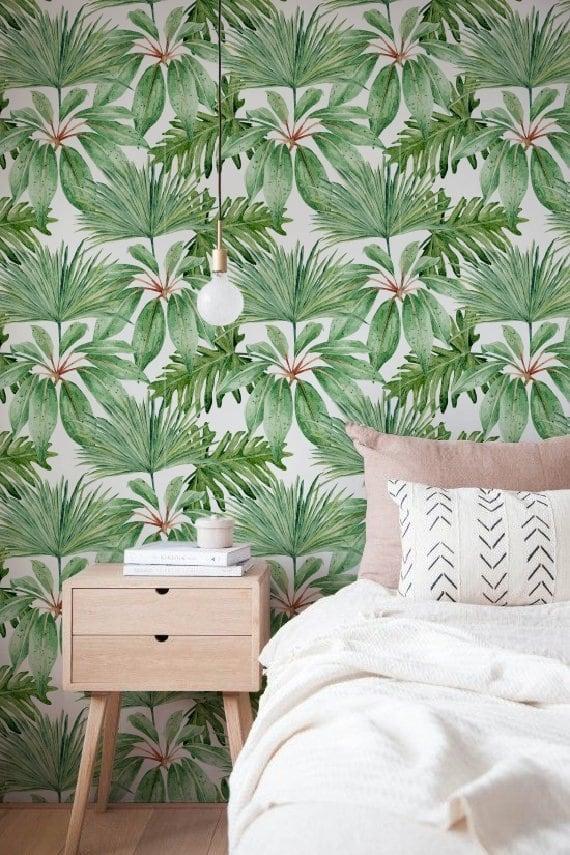 Papier peint jungle pour une décoration murale originale