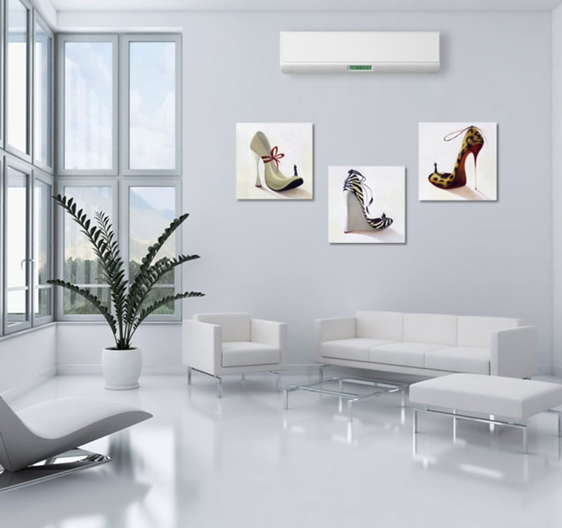 tableau triptyque women shoes. Black Bedroom Furniture Sets. Home Design Ideas