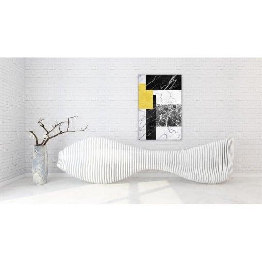 Tableau design marbre multicolore pour un interieur unique et design