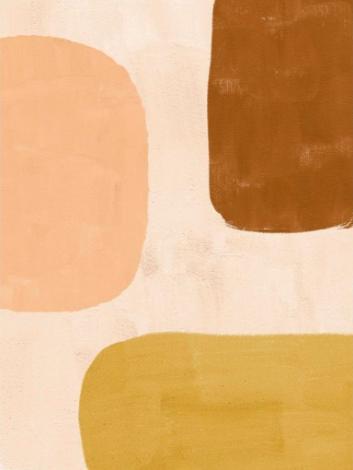 Tableau contemporain aux formes abstraites pour votre décoration murale