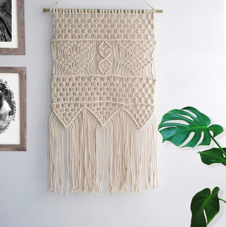 Wall boho tapestry for a unique interior decoration