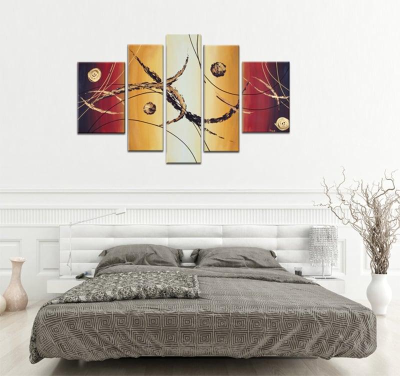 toile peinture solarium