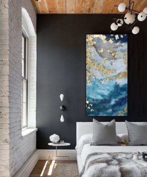 Thèmes peinture murale chambre