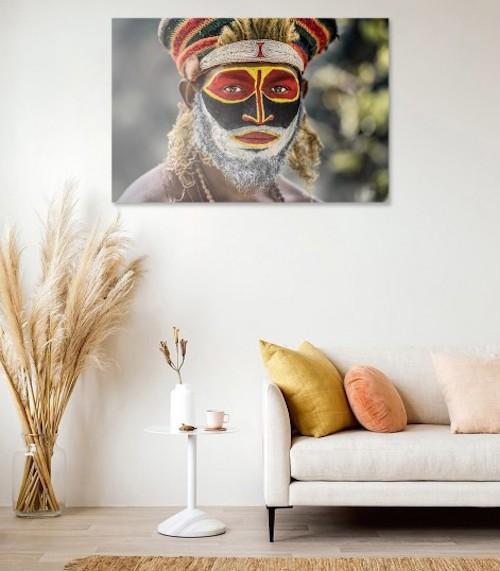 Les atouts de la décoration murale africaine