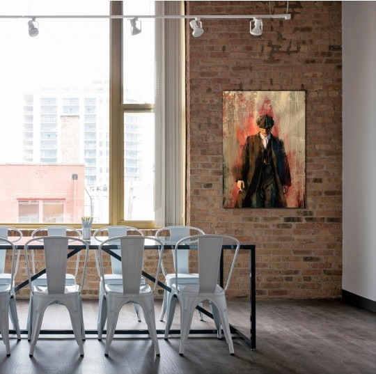 Modernité et esthétique du tableau imprimé industriel