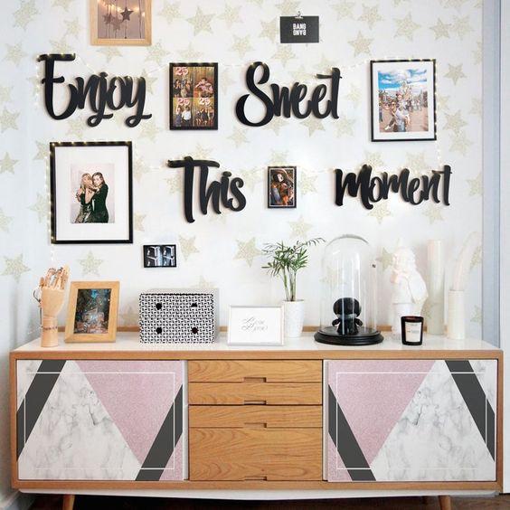 Scandinavian wall decoration advice