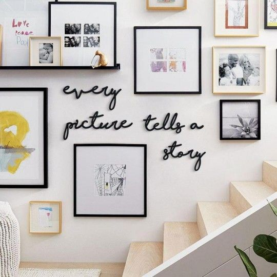 Modern wall decor