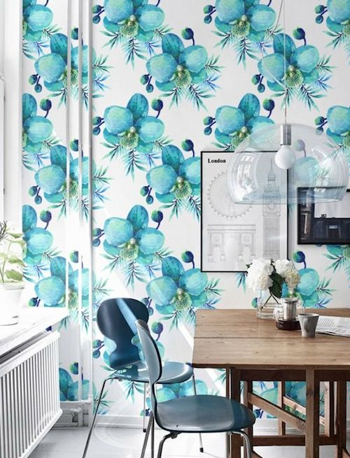 Kitchen design wall decoration inspirations