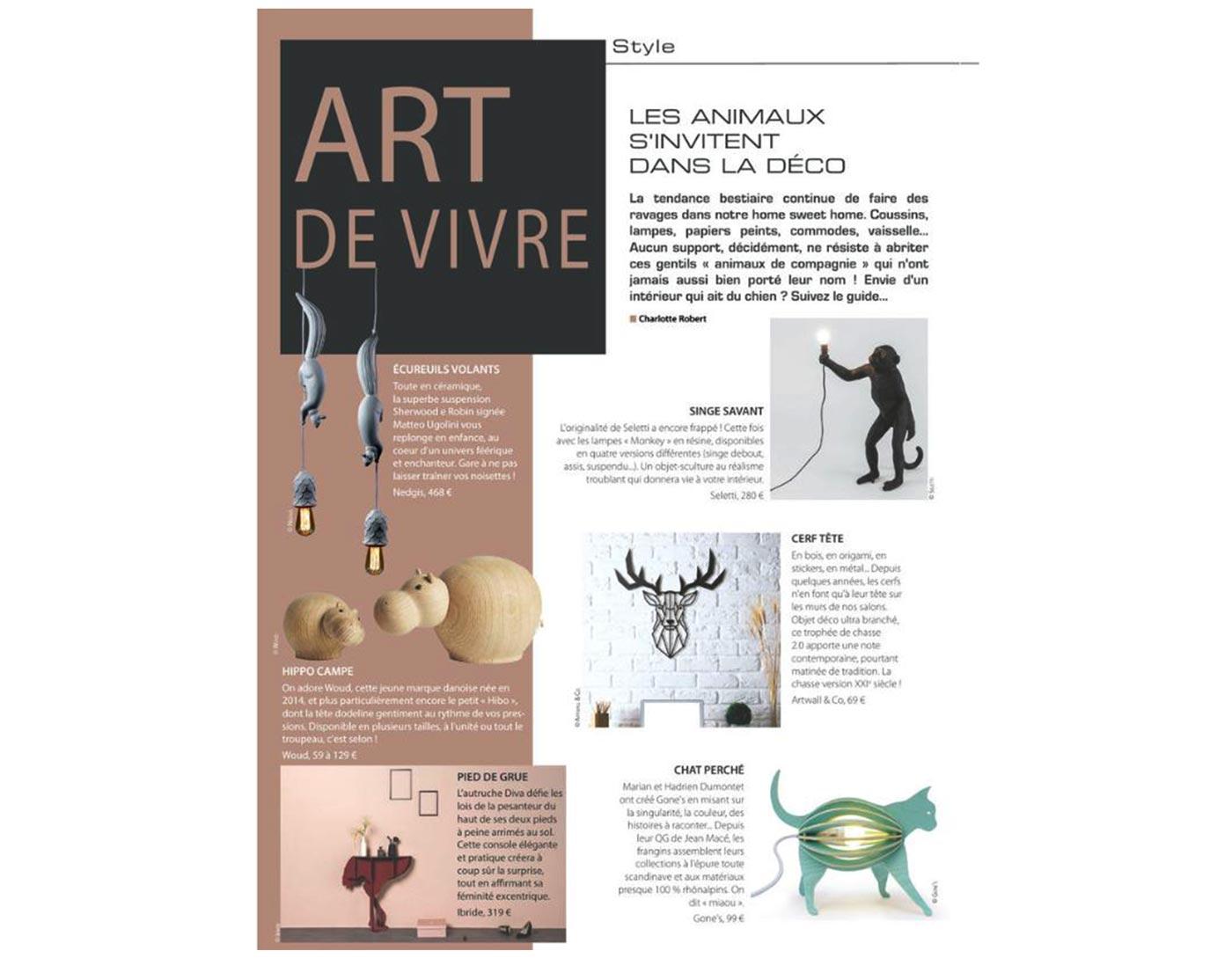 Artwall and co dans Tout Lyon Affiches